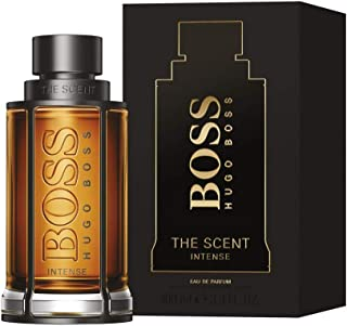 Hugo Boss Perfume  - Hugo Boss The Scent Intense for Him Eau De Parfum - perfume for men, 100 ml