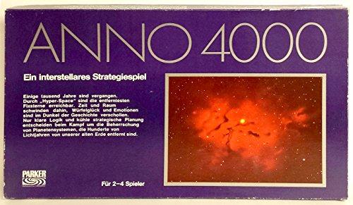 Anno 4000. Ein interstellares Strategiespiel [Brettspiel].