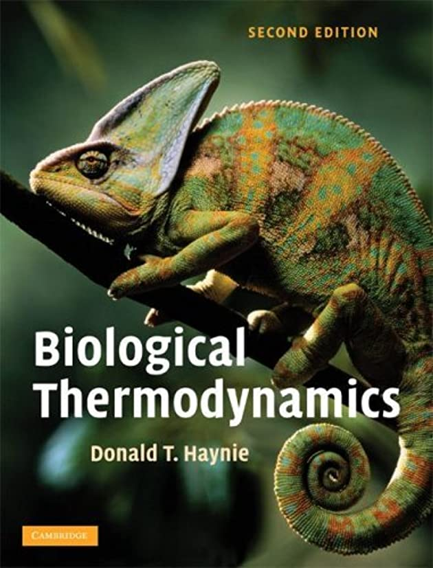 落花生の頭の上型Biological Thermodynamics (English Edition)