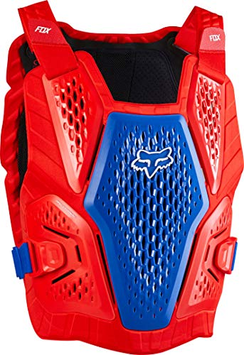 Fox Raceframe Impact Ce Guard Blue/Red