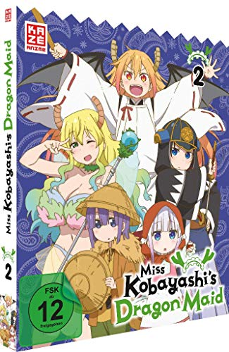 Miss Kobayashi's Dragon Maid - Vol. 2 - [DVD]