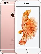 موبايل ابل ايفون 6 اس مع برنامج فيس تايم - الجيل الرابع ال تي اي 64 GB iPhone 6s Plus 64GB rosegold