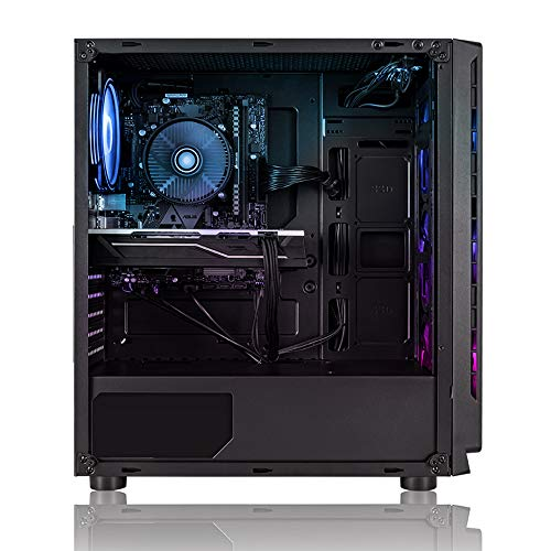Megaport Gaming PC AMD Ryzen 5 3600 6X 3.6 GHz • Nvidia GeForce GTX 1660 6GB • 240GB SSD • 16GB 2400 DDR4 • Windows 10 Home • WLAN Gamer pc Computer Gaming Computer