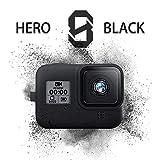 【blackbeetle】GoPro HERO8 Black ケース ゴープロ8 シリコンカバー シリコンプロテクタ 保護カバー 保護フレーム スポーツカメラアクセサリー