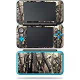 MightySkins Skin Compatible with Nintendo New 2DS XL - Tree Camo | Protective, Durable, and Unique Vinyl Decal wrap Cover | Easy to Apply, Remove, and Change Styles | Made in The USA