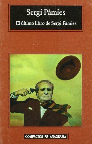 El último libro de Sergi Pàmies (Compactos)