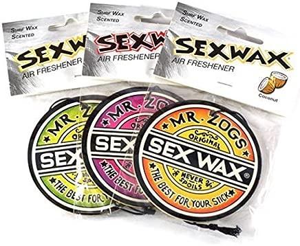 Zogs Sex Wax Air Freshener Coconut