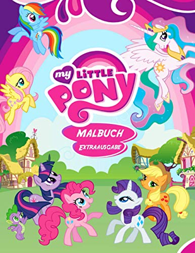 My Little Pony: MALBUCH: Extraausgabe