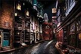 Vistoenpantalla Póster Diagon Alley. Harry Potter