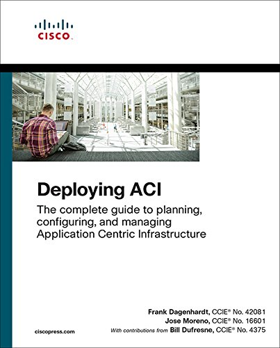 Deploying ACI: The complete guide to planning, configuring, and managing Application Centric Infrastructure (English Edition)