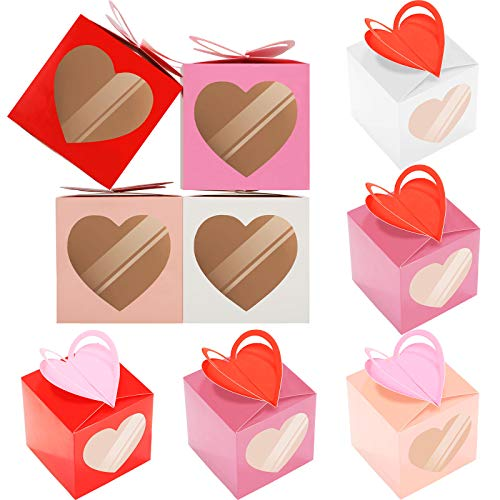 24 Pieces Valentines Boxes Small