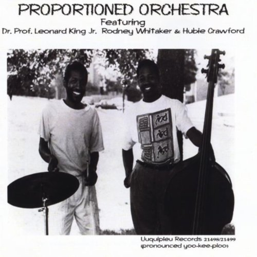 Proportioned Orchestra (feat. Dr. Prof. Leonard King, Rodney Whitaker &...