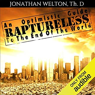 Raptureless: An Optimistic Guide to the End of the World Titelbild