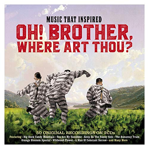 Music Inspired By Oh! Brother,Where Art Thou