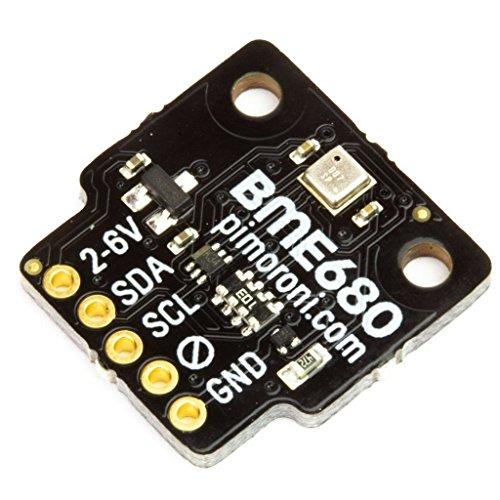Pimoroni BME680 ブレークアウト - 空気汚染 温度 湿度 気圧 センサー