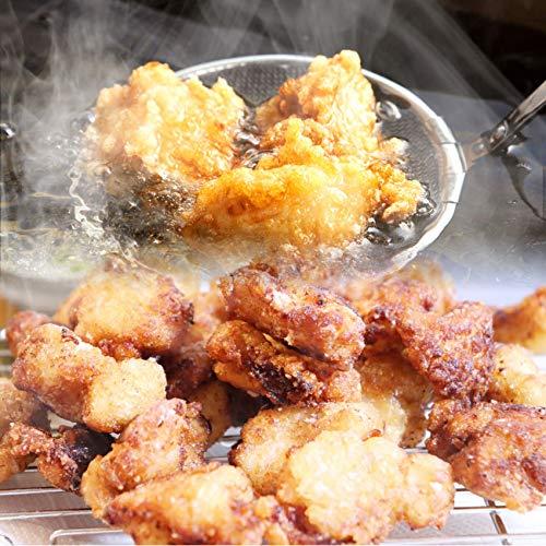 鶏の唐揚げ メガ盛り (レンジでOK・揚げたら尚美味しい) 《*冷凍便》 (2kg)