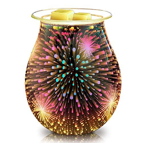 Bobolyn Glass Electric Oil Burne...