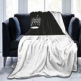 Liechtenstein Flaggen Flanell Decke flauschig gemütlich warm leicht weich Überwurf Decken Sofa Couch Schlafzimmer Decke