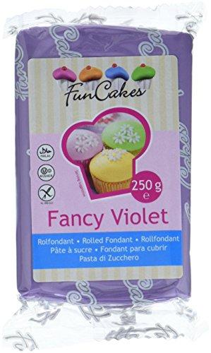 FunCakes Fondant -Fancy violett, 250 g