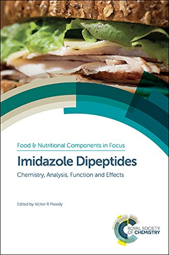 Preedy, V:  Imidazole Dipeptides (Food and Nutritional Components in Focus, Band 8)