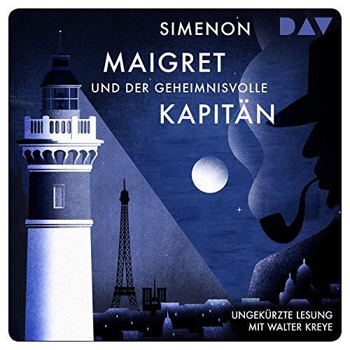 Maigret und der geheimnisvolle Kapitän Titelbild