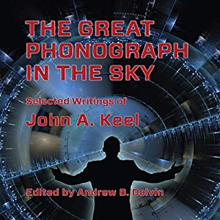 The Great Phonograph in the Sky audiobook cover art
