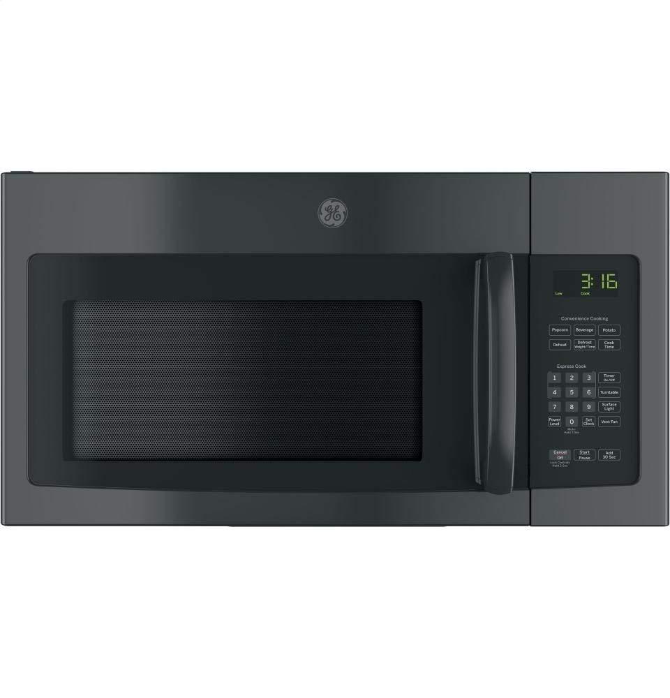 GE JNM3163DJBB Over The Range Microwave 1 6