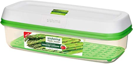 Sistema 1007668 Freshworks Rectangle 1.9L - Green
