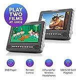 "Nextbase Car 7 Dual (NB7D) Dual screen-USB-Dual Screen -High Resolution 7"" inch screen"