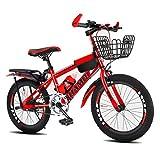 YC Mountain Bike Mountain Bike Piccolo 7-8-9-10-11-12 Anni Ragazzi E Ragazze Biciclette per Bambini Studenti della Scuola Elementare Bicicletta per Bambini della Scuola Media