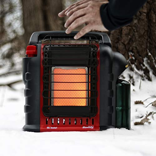 best heater for truck bed camping