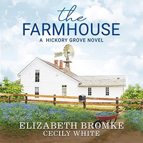 The Farmhouse audiobook cover art