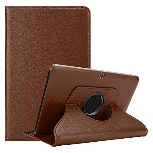 Cadorabo Tablet Hülle für Samsung Galaxy Tab 4 (10,1