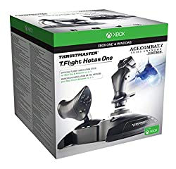 Officially licensed by Bandai Namco Entertainment, Xbox One and Windows Official joystick for the Xbox One system with built-in buttons for the Xbox One console (guide/menu/view) Realistic ergonomics adapted to all flight simulations in Ace Combat 7 ...