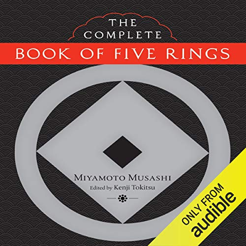 『The Complete Book of Five Rings』のカバーアート