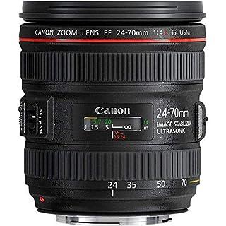 Canon EF 24-70mm f/4L IS USM - Objetivo para Canon (Distancia Focal 24-70mm, Apertura f/2.8-22, Zoom óptico 2.8X,estabilizador, diámetro: 77mm) Negro (B00A2I1D56) | Amazon price tracker / tracking, Amazon price history charts, Amazon price watches, Amazon price drop alerts