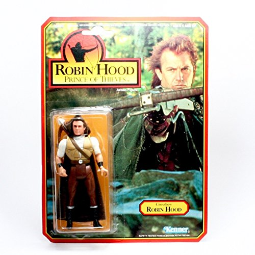 Kenner Action Figure Vintage 1991 Serie Film Cult Movie Anni 90 Robin Hood Il Principe dei LADRI/The Prince of THAVIES-Kevin...