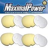 MaximalPower HEPA Foam Felt Filter for Shark Lift-Portable NP318 NP319 NP320 (4)