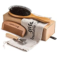Ineffable Care Boar Bristle Brush Set