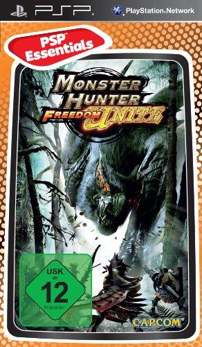 Monster Hunter: Freedom Unite [Essentials] [Importación alemana]