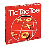 Pressman Tic Tac Toe - The Classic Game of X's and O's