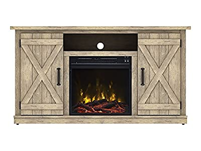 Comfort Smart Killian Electric Fireplace TV Stand