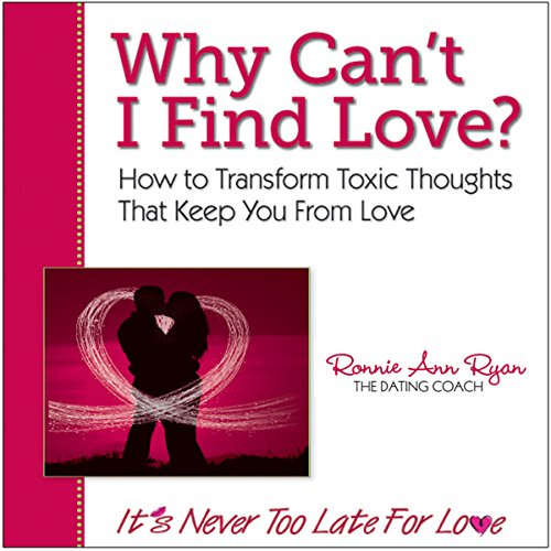 Why Can't I Find Love? audiobook cover art