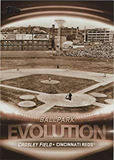 Evolution Card Mlb 20