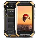 Blackview BV6000s - Teléfono Resistente (4500mAh Batería Carga 5V/2A...