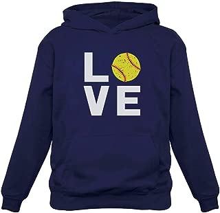 i love softball leggings