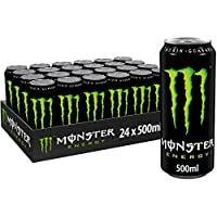 Monster Energy, 24x500