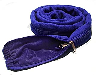 Tender Tubing CPAP Tubing Insulator Cover, 6 Ft. (BLUE)
