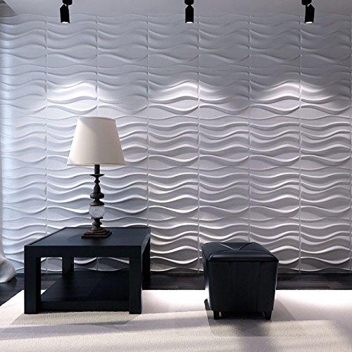 Panel Decorativo 3d Amazon Es
