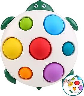 ألعاب الأطفال من إنجوود سيمبل ديمبل فيدجيت من 6 إلى 12 شهرًا، ألعاب حسية للأطفال الصغار من سن 1-3 سنوات، هدايا عيد ميلاد ل...